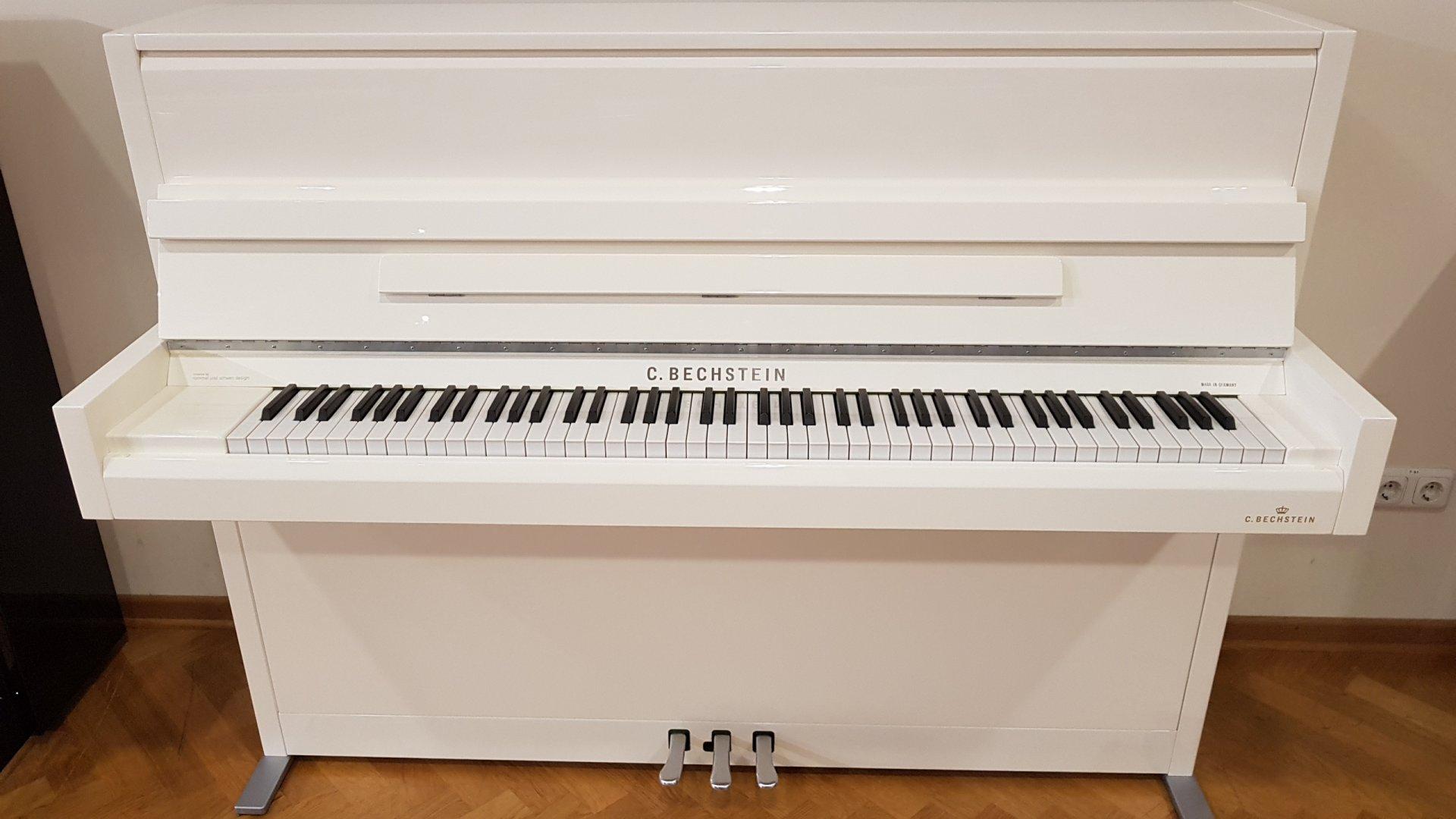 bechstein klavier millenium gebraucht von piano fischer. Black Bedroom Furniture Sets. Home Design Ideas