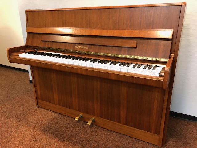 Hoffmann 107 von 1980 in Nussbaum matt
