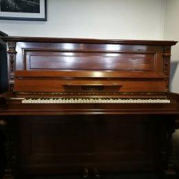 Berdux 129 von 1904 in Holz matt