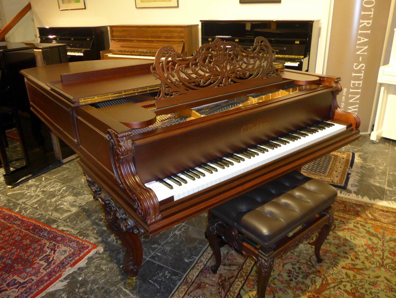 bechstein fl gel b 203 rokoko gebraucht von piano schulz. Black Bedroom Furniture Sets. Home Design Ideas