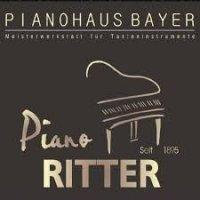 Pianohaus Bayer -Piano Ritter Logo